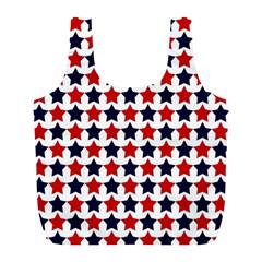 Patriot Stars Reusable Bag (L)