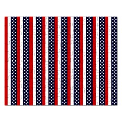 Patriot Stripes Jigsaw Puzzle (Rectangle)