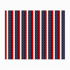 Patriot Stripes Glasses Cloth (Small, Two Sided)