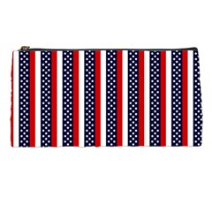 Patriot Stripes Pencil Case