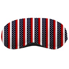 Patriot Stripes Sleeping Mask