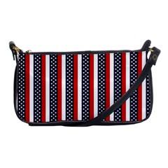 Patriot Stripes Evening Bag