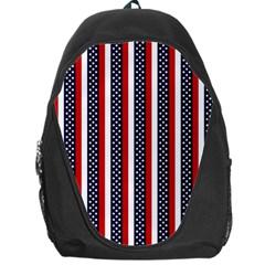 Patriot Stripes Backpack Bag