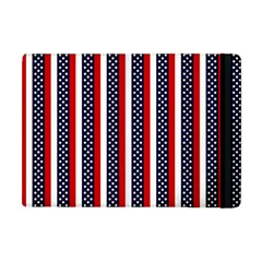 Patriot Stripes Apple Ipad Mini Flip Case