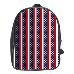 Patriot Stripes School Bag (XL)