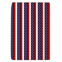 Patriot Stripes Removable Flap Cover (Large)