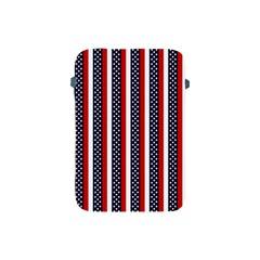 Patriot Stripes Apple iPad Mini Protective Sleeve