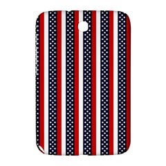 Patriot Stripes Samsung Galaxy Note 8.0 N5100 Hardshell Case