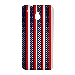 Patriot Stripes HTC One mini Hardshell Case