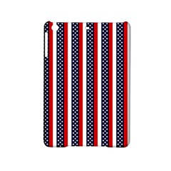 Patriot Stripes Apple Ipad Mini 2 Hardshell Case
