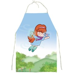 Fairy Flight Full Print Apron