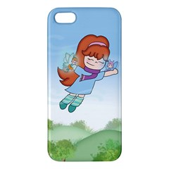 Fairy Flight Apple Iphone 5 Premium Hardshell Case