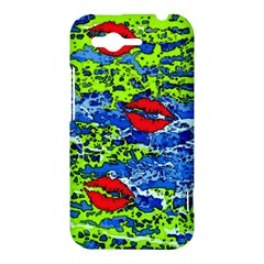 Kisses HTC Rhyme Hardshell Case