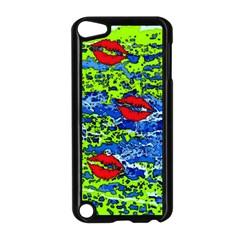 Kisses Apple Ipod Touch 5 Case (black)