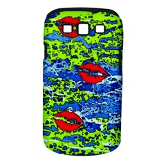 Kisses Samsung Galaxy S Iii Classic Hardshell Case (pc+silicone)