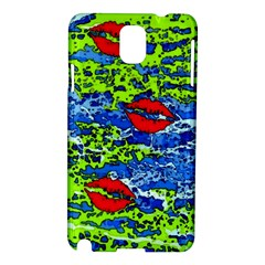 Kisses Samsung Galaxy Note 3 N9005 Hardshell Case