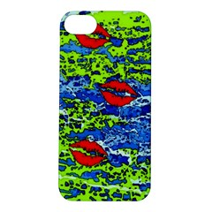 Kisses Apple Iphone 5s Hardshell Case