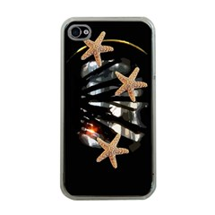 Star Fish Apple iPhone 4 Case (Clear)