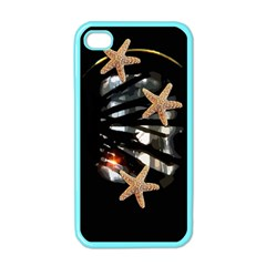 Star Fish Apple iPhone 4 Case (Color)
