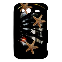 Star Fish HTC Wildfire S A510e Hardshell Case