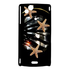 Star Fish Sony Xperia Arc Hardshell Case