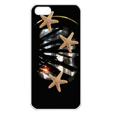 Star Fish Apple Iphone 5 Seamless Case (white)