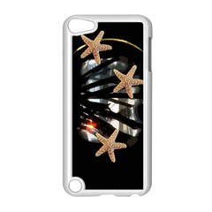 Star Fish Apple iPod Touch 5 Case (White)