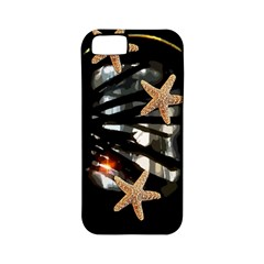 Star Fish Apple iPhone 5 Classic Hardshell Case (PC+Silicone)