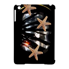 Star Fish Apple iPad Mini Hardshell Case (Compatible with Smart Cover)