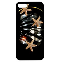 Star Fish Apple Iphone 5 Hardshell Case With Stand