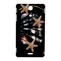 Star Fish Sony Xperia TX Hardshell Case
