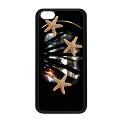Star Fish Apple Iphone 5c Seamless Case (black)