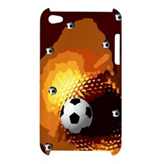 Soccer Apple iPod Touch 4G Hardshell Case
