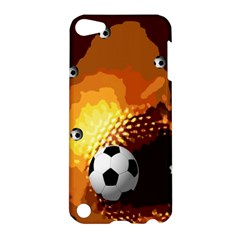 Soccer Apple Ipod Touch 5 Hardshell Case