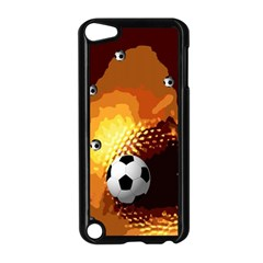 Soccer Apple iPod Touch 5 Case (Black)