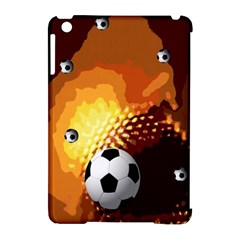 Soccer Apple iPad Mini Hardshell Case (Compatible with Smart Cover)