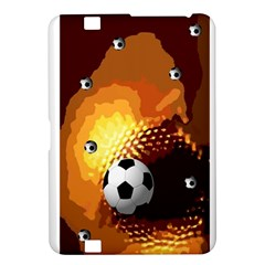 Soccer Kindle Fire HD 8.9  Hardshell Case