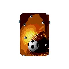 Soccer Apple iPad Mini Protective Sleeve