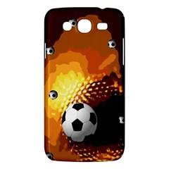Soccer Samsung Galaxy Mega 5 8 I9152 Hardshell Case