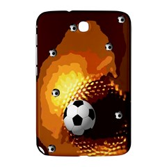 Soccer Samsung Galaxy Note 8.0 N5100 Hardshell Case