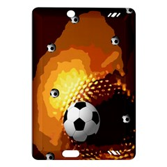 Soccer Kindle Fire HD 7  (2nd Gen) Hardshell Case