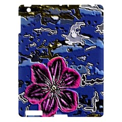 Flooded Flower Apple iPad 3/4 Hardshell Case