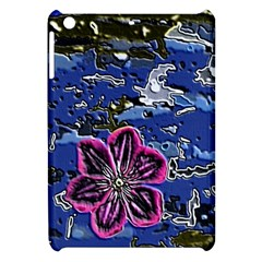 Flooded Flower Apple iPad Mini Hardshell Case