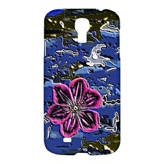 Flooded Flower Samsung Galaxy S4 I9500/I9505 Hardshell Case