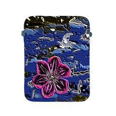 Flooded Flower Apple iPad Protective Sleeve