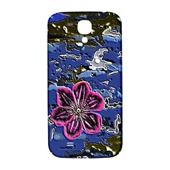 Flooded Flower Samsung Galaxy S4 I9500/i9505  Hardshell Back Case