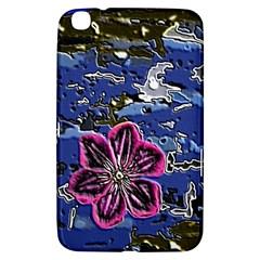 Flooded Flower Samsung Galaxy Tab 3 (8 ) T3100 Hardshell Case
