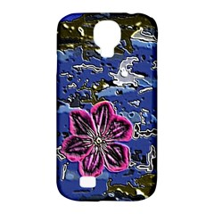 Flooded Flower Samsung Galaxy S4 Classic Hardshell Case (PC+Silicone)