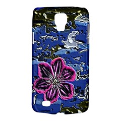 Flooded Flower Samsung Galaxy S4 Active (I9295) Hardshell Case