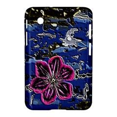 Flooded Flower Samsung Galaxy Tab 2 (7 ) P3100 Hardshell Case